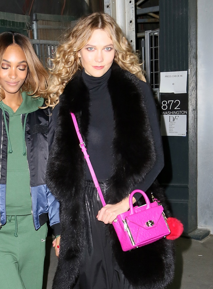 Karlie-Kloss-Diane-von-Furstenberg-Secret-Agent-Bag