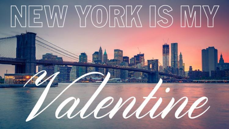 纽约情人节,怎么过?