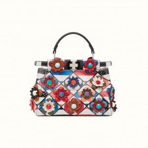 Fendi-Multicolor-Python-Flowerland-Peekaboo-Mini-Bag-300x300