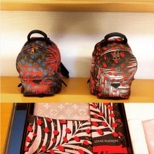 Louis-Vuitton-Monogram-Palm-Dots-Backpack-Bag-300x300