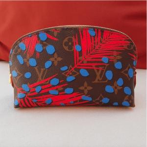 Louis-Vuitton-Palm-PoppyDenim-Monogram-Palm-Dots-Cosmetic-Pouch-Bag-300x300