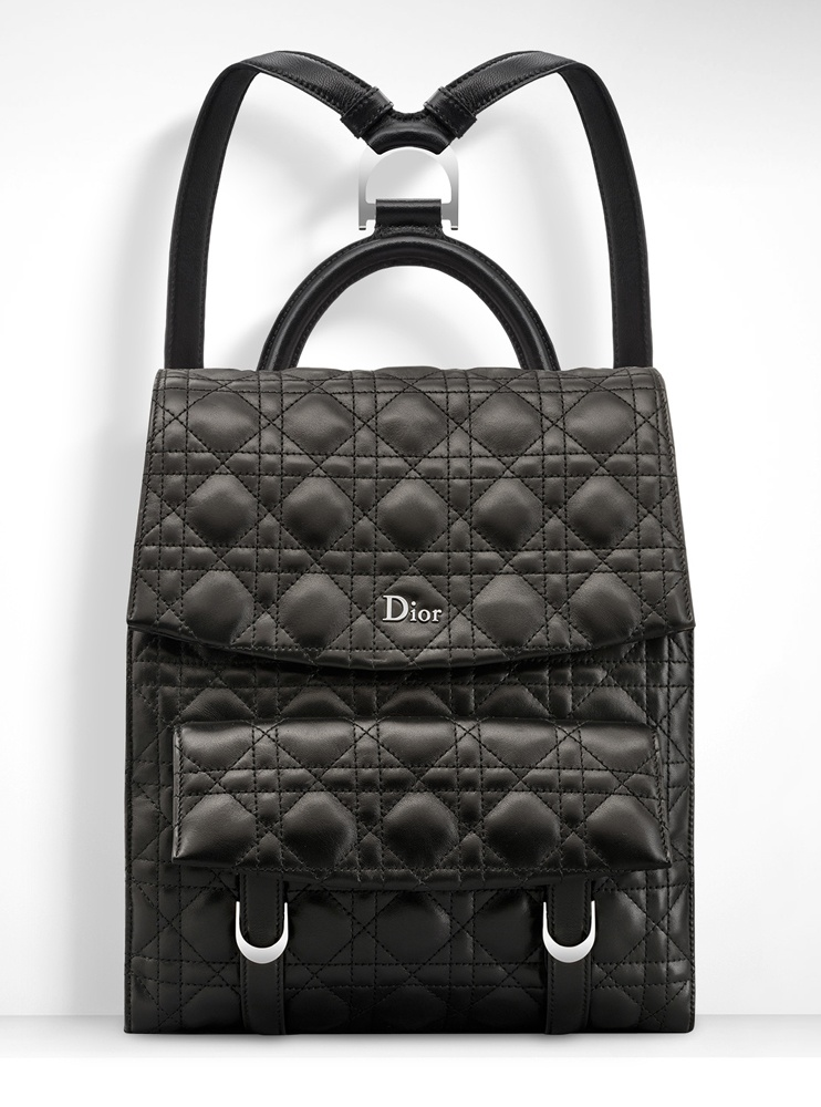 Christian-Dior-Stardust-Backpack-Black