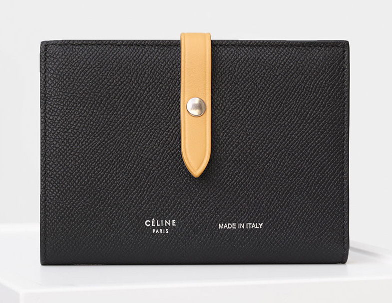 Celine-Strap-Medium-Multifunction-Black-730