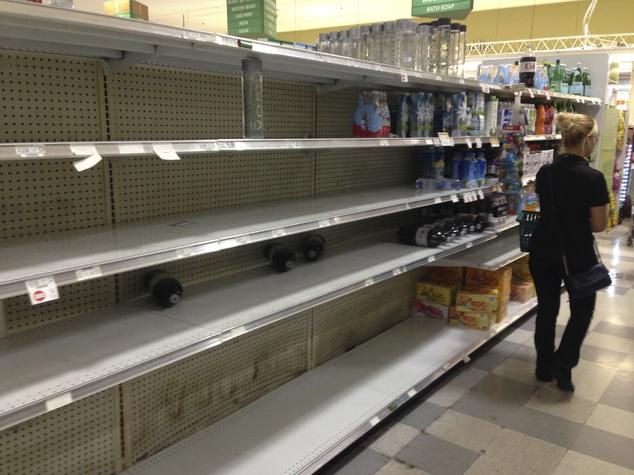 最强飓风登陆美国,弗罗里达进入紧急状态