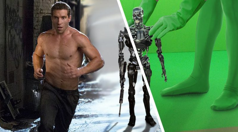 Amazing Before & After Hollywood VFX Part 23