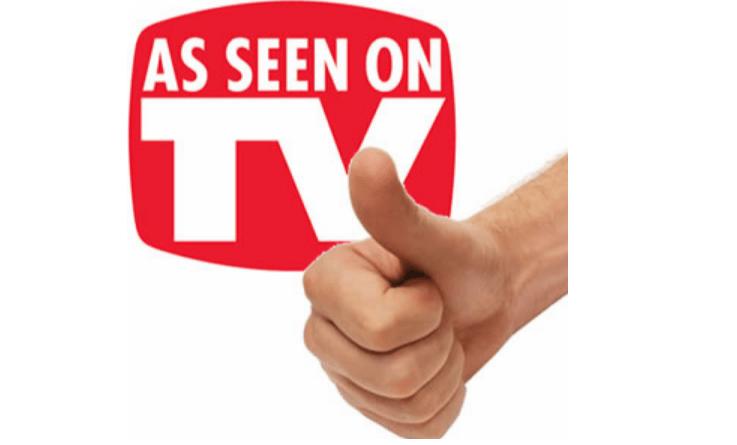 电视直销产品 — 大家都叫好的Top 10